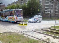 В Нижнем Тагиле трамвай сбил подростка