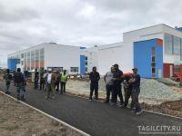 На стройке школы №100 в Нижнем Тагиле третий раз за полгода нашли нелегалов (фото)