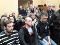 Шутили кого встретили в колонии из бывших коллег: по делу оперов, у которых погиб задержанный Головко, началась апелляция в областном суде (фото)