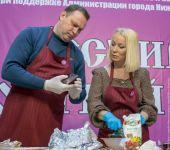 Мэр Нижнего Тагила Владислав Пинаев впервые показал тагильчанам свою жену (фото, видео)