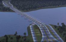 К 300-летию Нижнего Тагила закончат только первый этап строительства моста через пруд, но ездить по нему уже будет можно