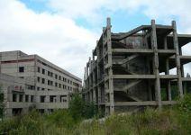 На Вагонке снесли недостроенный Дом престарелых за 9,5 млн рублей
