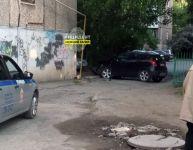 В Нижнем Тагиле пьяный водитель снёс газопровод жилого дома (фото)
