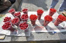 Дань за место и постоянные визиты проверяющих: как в Нижнем Тагиле выживают последних уличных продавцов ягод и грибов