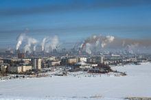 Экологические шутки от НТМК: оказывается в 2018 году не было зафиксировано выбросов в километровой зоне комбината. Зато они были на расстоянии в 2 км