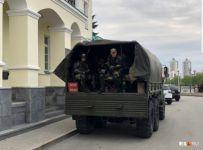 Как несколько слов Путина в корне изменили отношение полиции и городской власти к протестующим против строительства храма. Четвертый день противостояния (фото)