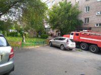 В центре Нижнего Тагила 10-летний ребёнок случайно поджёг квартиру