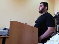Единственный свидетель убийства хоккеиста Александра Чумарина дал показания в суде. Он отвез подсудимого и тело убитого к карьеру (фото)