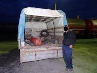 В Нижнем Тагиле трое свердловчан похитили рельсы на станции Смычка (фото)