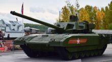 Танк Т-14 «Армата» от Уралвагонзавода назвали лучшим в мире, но российской армии он оказался не нужен