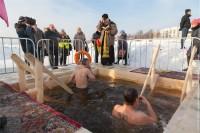 Крещенскую купель на Тагильском пруду оборудуют к 17 января