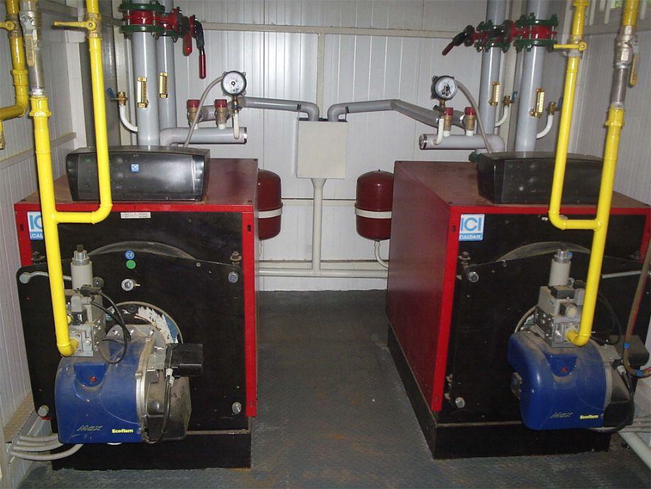 газовая мини котельная для многоквартирного дома цена