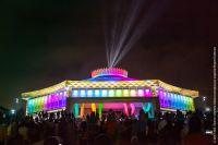 Фейерверк сгладил впечатление от «уникального светового шоу» цирка Нижнего Тагила (фото)