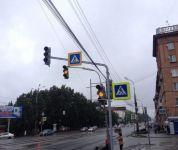 На улицах Нижнего Тагила появятся «умные светофоры»