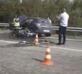 Под Нижним Тагилом мотоциклист разбился насмерть по пути на открытие стелы памяти погибшим байкерам (фото)