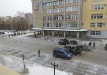 Полиция оцепила здание администрации Нижнего Тагила из-за подозрительного предмета (фото)