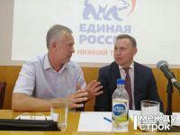 Владелец скандального «Водоканал-НТ» Силяев стал замом Пинаева в тагильском отделении «Единой России»