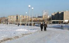 Лаунж-зона с лодочным причалом, американские горки и новый мост. Администрация города опубликовала проект второй очереди парка «Народный» (фото)
