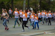 1200 человек пробежали про проспекту Ленина (фото)