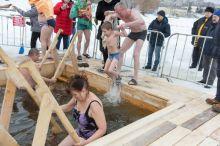 Крещенские купания-2019 в Нижнем Тагиле. Фотоотчет