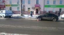 В центре города иномарка сбила 53-летнюю женщину, которая перебегала проезжую часть