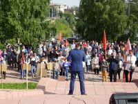 «Наш царь не лучше своих бояр»: Нижний Тагил снова митинговал против повышения пенсионного возраста (фото)