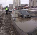 Жительница Нижнего Тагила отсудила у мэрии почти 70 тыс. рублей за яму на дороге