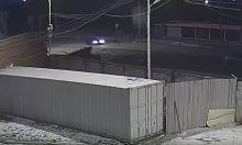 Гнал на большой скорсти: появилось видео смертельного наезда на 19-летнего парня на пешеходном переходе (обновлено)