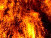 Под Нижним Тагилом сгорел продуктовый магазин
