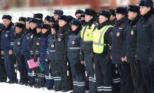 Почти 150 сотрудников ГИБДД и полиции дежурили на пешеходных переходах Нижнего Тагила (фото)