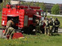 Семейная пара погибла при пожаре под Нижним Тагилом