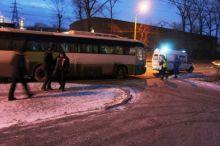 Автобус выезжал с заправки – стали известны подробности смертельного ДТП на Индустриальной (фото)