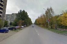 Из-за строительства торгового центра часть улицы Циолковского сделают двусторонней