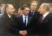 Экс-глава УВЗ Олег Сиенко нашел работу, но не под стать амбициям