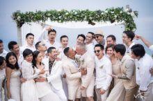 Главу аппарата администрации Нижнего Тагила Андрея Ленду заметили на гей-свадьбе в Тайланде (фото)