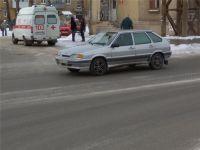 Женщина за рулем ВАЗ сбила шедшую по «зебре» тагильчанку (фото)