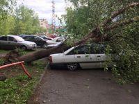 Жительница Нижнего Тагила отсудила у коммунальщиков более 100 тыс рублей за шифер, упавший во время урагана с крыши дома на ее машину