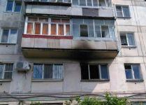 В центре Нижнего Тагила от огня пострадали отец и сын (фото)