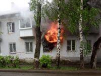 Пожар на Тагилстрое начался из-за вспыхнувшего обогревателя