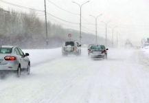 В конце недели ожидаются обильные снегопады, потепление откладывается