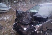 В пригороде водитель сбежал после ДТП, пока его везли в больницу