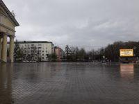 У недавно отремонтированного Драмтеатра Нижнего Тагила из-за сильного ветра снесло крышу (фото)
