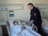 Установлена личность бабушки, оказавшейся в больнице с инсультом