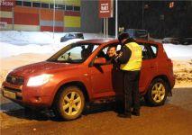Почти 2,5 тысячи водителей проверили инспекторы ГИБДД в праздничные вечера