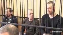 Полицейских отдела полиции №17, обвиняемых в убийстве задержанного, освободили