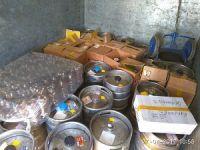 Под Нижним Тагилом задержали фуру с тонной контрафактного алкоголя