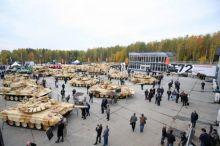 Нижний Тагил снова лишился военной выставки