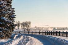 Морозные циклоны принесут на Урал снегопады и похолодание