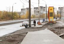 К 1 ноября в Нижнем Тагиле откроют движение по Космонавтов и Победы. Асфальтирование закончат летом
