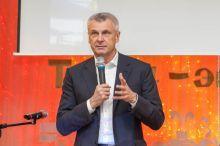Мэр Нижнего Тагила Сергей Носов призвал горожан поддержать Путина на президентских выборах